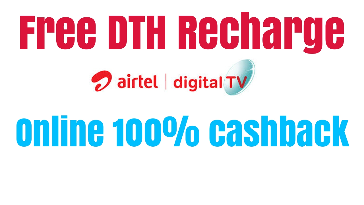 Airtel DTH Recharge